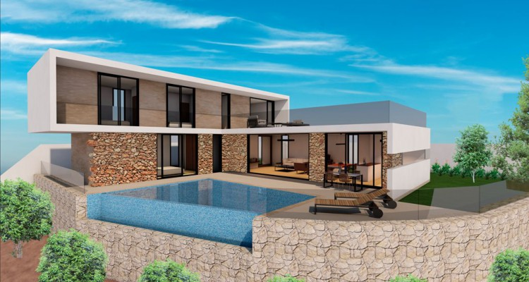 Luxe project in Benissa Costa