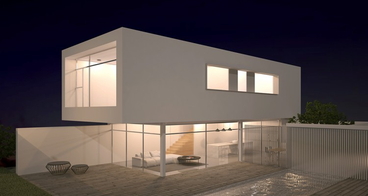 Design villa in Moraira