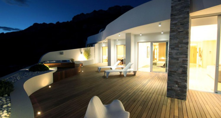 Luxury apartment - Altea