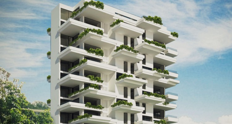 Nieuwbouw project in Calpe