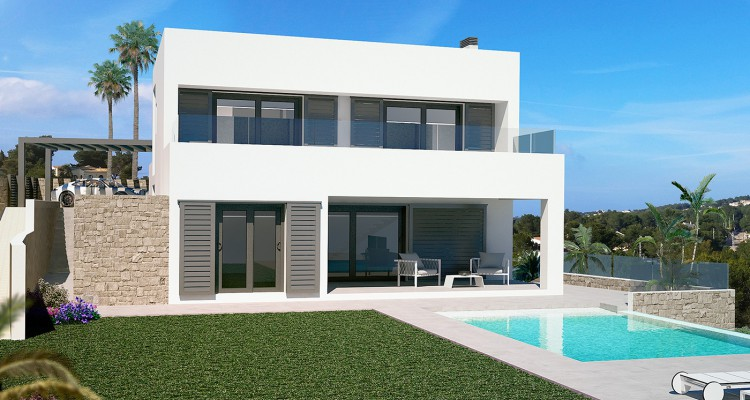 Villa for sale in Javea - La Granadella