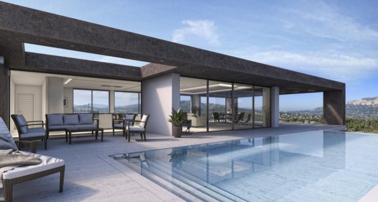 Design Villa for Sale in  Javea