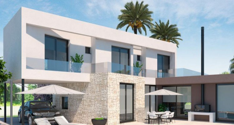 Villa te koop in Calpe, Enginent