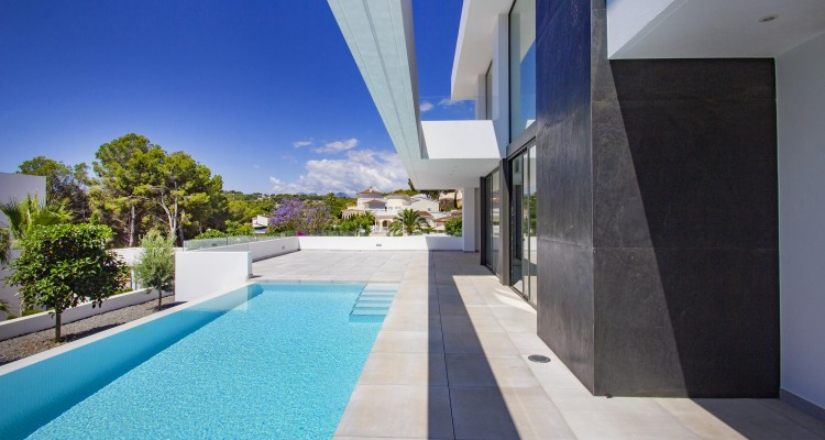 Villa for sale in Moraira Ref. 7120