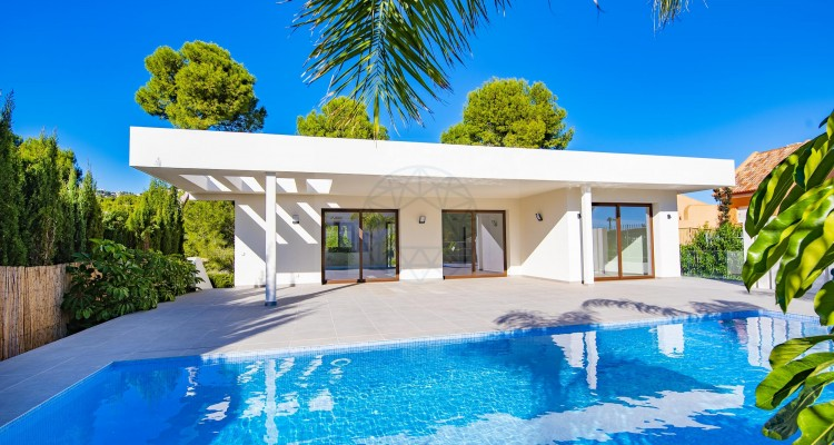Villa for Sale in Moraira - Ref. 7510