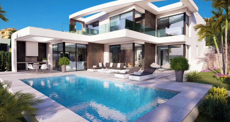 Villa for sale Calpe Ref. 8450